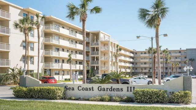 4153 S Atlantic Avenue #210, New Smyrna Beach, FL 32169 (MLS #1067438) :: Florida Life Real Estate Group
