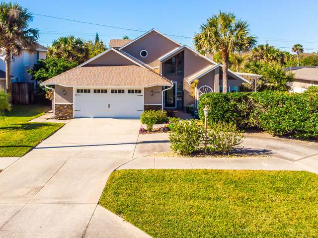 4646 S Atlantic Avenue, New Smyrna Beach, FL 32169 (MLS #1067453) :: Memory Hopkins Real Estate