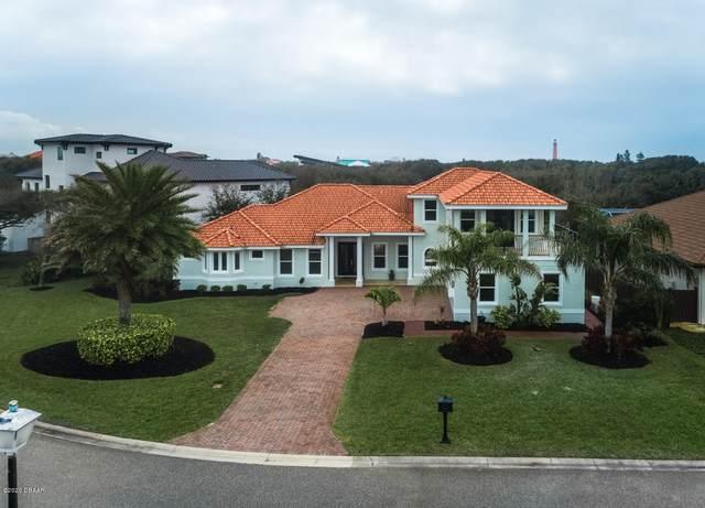 13 N Mar Azul, Ponce Inlet, FL 32127 (MLS #1067513) :: Florida Life Real Estate Group