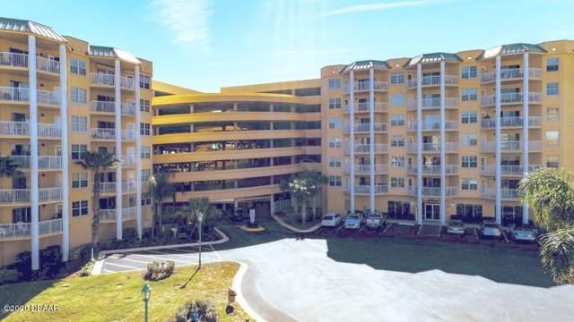 4670 Links Village Drive A604, Ponce Inlet, FL 32127 (MLS #1067534) :: Florida Life Real Estate Group
