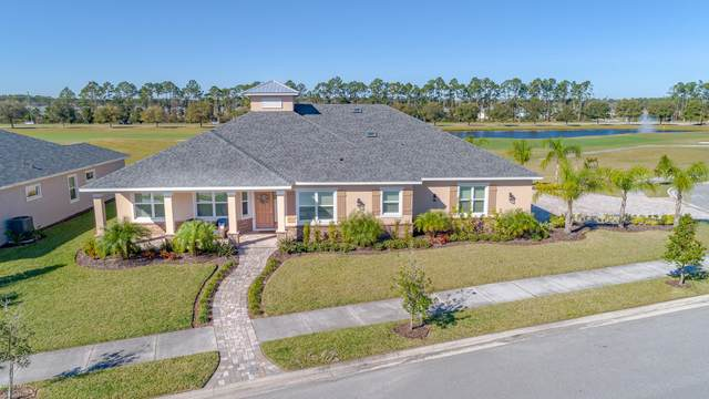 2939 Bella Flore Terrace, New Smyrna Beach, FL 32168 (MLS #1067557) :: Memory Hopkins Real Estate