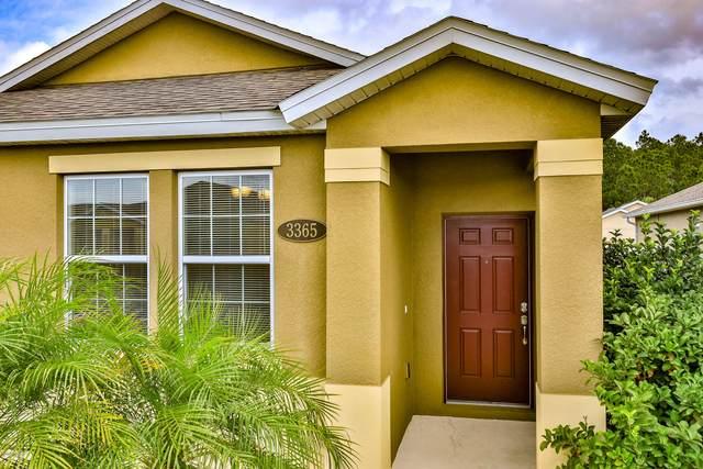 3365 Marsili Avenue, New Smyrna Beach, FL 32168 (MLS #1067590) :: Memory Hopkins Real Estate