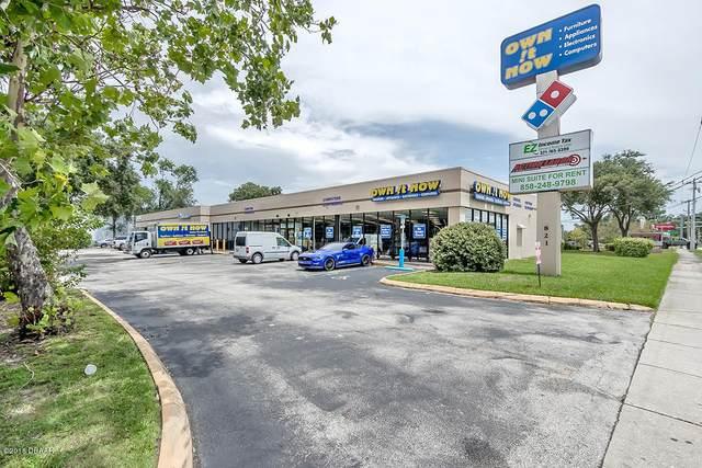 821 N Nova Road, Daytona Beach, FL 32117 (MLS #1067600) :: Florida Life Real Estate Group