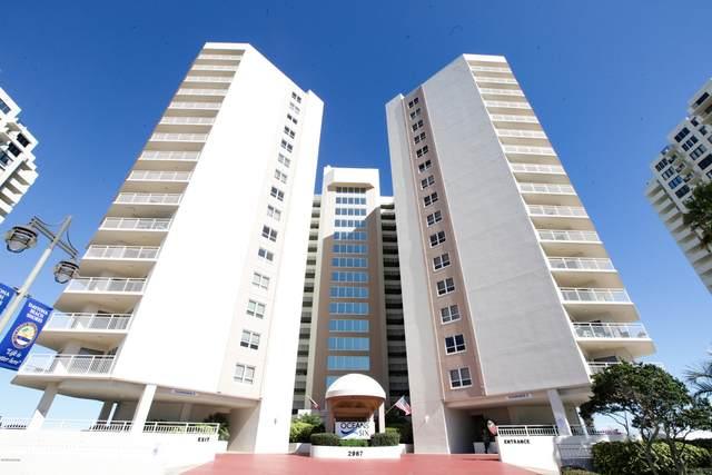 2967 S Atlantic Avenue #302, Daytona Beach Shores, FL 32118 (MLS #1067643) :: Florida Life Real Estate Group