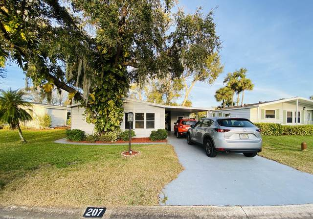 207 Schooner Avenue, Edgewater, FL 32141 (MLS #1067692) :: Florida Life Real Estate Group
