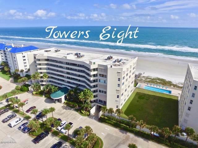 4621 S Atlantic Avenue #7306, Ponce Inlet, FL 32127 (MLS #1067695) :: Florida Life Real Estate Group