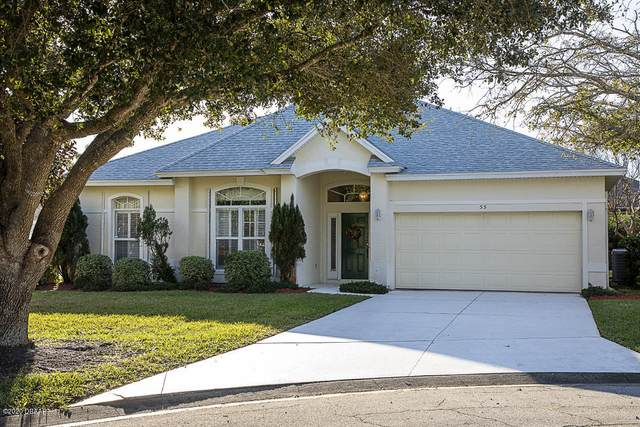55 Circle Creek Way, Ormond Beach, FL 32174 (MLS #1067713) :: Memory Hopkins Real Estate