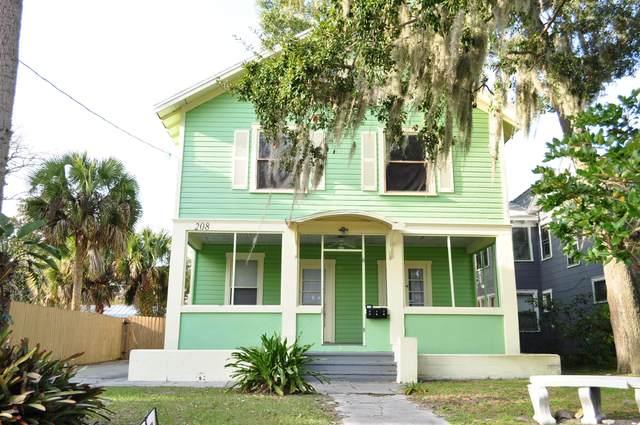 208 Fairview Avenue, Daytona Beach, FL 32114 (MLS #1067721) :: Florida Life Real Estate Group