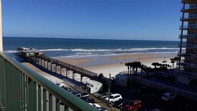 3647 S Atlantic Avenue #607, Daytona Beach Shores, FL 32118 (MLS #1067740) :: Florida Life Real Estate Group