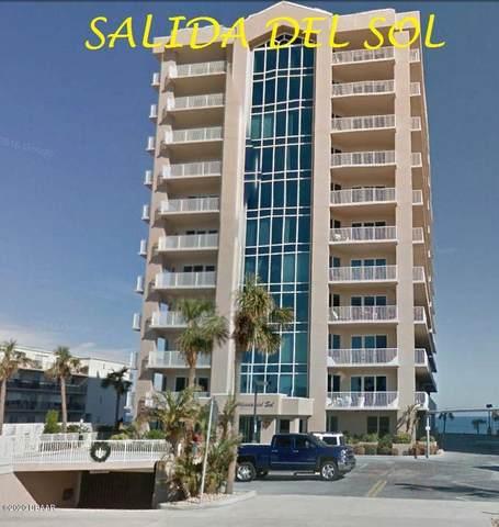 3737 S Atlantic Avenue #403, Daytona Beach Shores, FL 32118 (MLS #1067869) :: Florida Life Real Estate Group