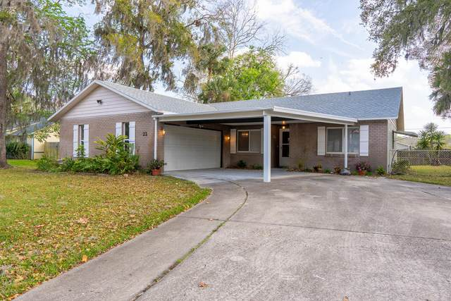 22 Oak Brook Drive, Ormond Beach, FL 32174 (MLS #1067902) :: Cook Group Luxury Real Estate