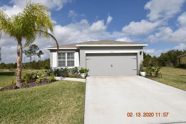 2807 Blue Shores Way, New Smyrna Beach, FL 32168 (MLS #1067906) :: Memory Hopkins Real Estate