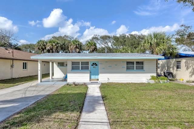 802 E 27th Avenue, New Smyrna Beach, FL 32169 (MLS #1067915) :: Memory Hopkins Real Estate