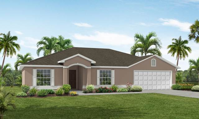 27 Postman Lane, Palm Coast, FL 32164 (MLS #1067928) :: Memory Hopkins Real Estate