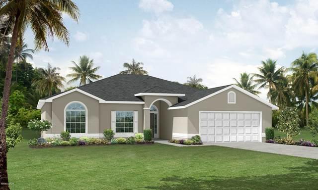67 Rickenbacker Drive, Palm Coast, FL 32164 (MLS #1067932) :: Memory Hopkins Real Estate