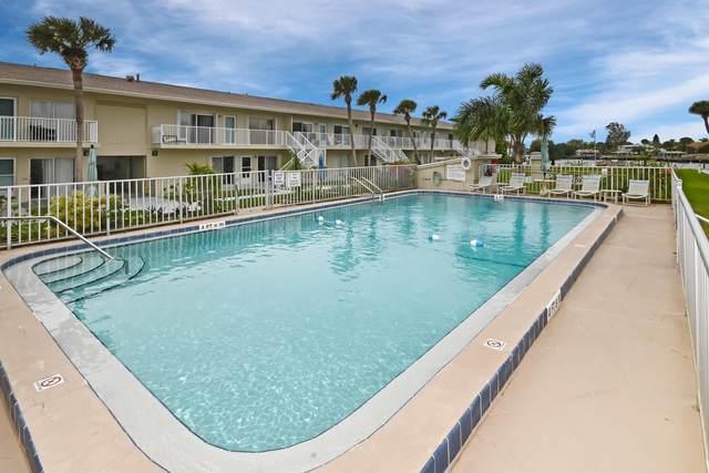 335 N Causeway D030, New Smyrna Beach, FL 32169 (MLS #1067942) :: Memory Hopkins Real Estate