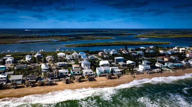 6910 Turtlemound Road, New Smyrna Beach, FL 32169 (MLS #1067964) :: Memory Hopkins Real Estate