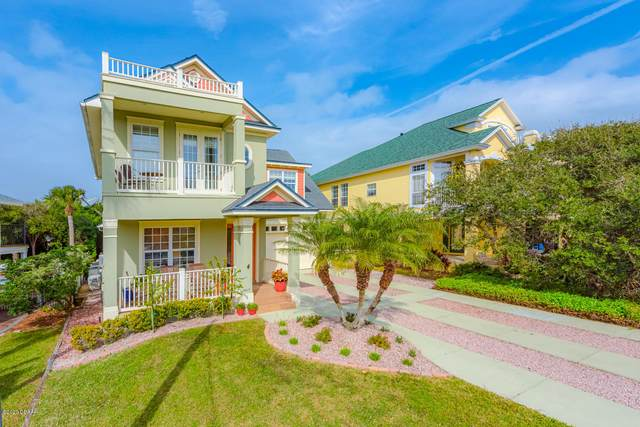 207 S 27th Street, Flagler Beach, FL 32136 (MLS #1067969) :: Memory Hopkins Real Estate