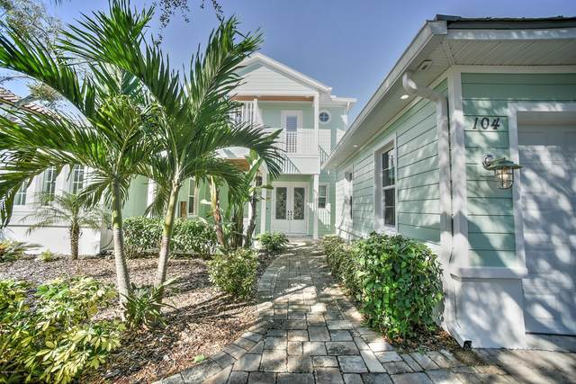 104 Ocean Way Drive, Ponce Inlet, FL 32127 (MLS #1067997) :: Florida Life Real Estate Group
