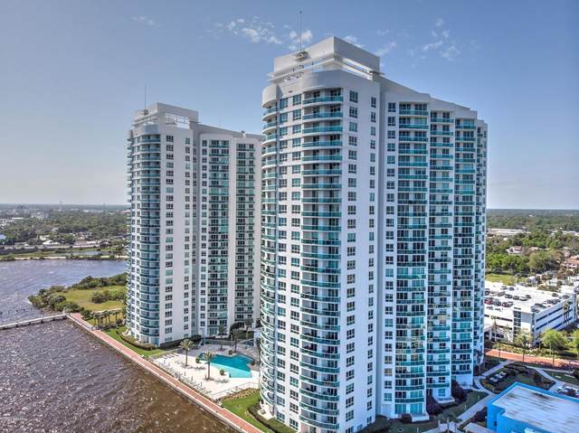 241 Riverside Drive #1207, Holly Hill, FL 32117 (MLS #1067999) :: Florida Life Real Estate Group