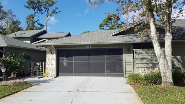 64 Big Buck Trail, Ormond Beach, FL 32174 (MLS #1068002) :: Memory Hopkins Real Estate