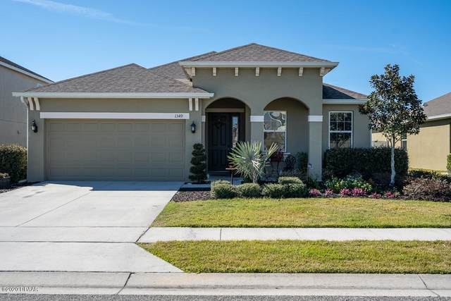 1349 Aronimink Drive, Mount Dora, FL 32757 (MLS #1068029) :: Florida Life Real Estate Group