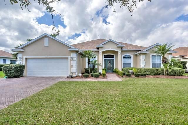 116 Zaharias Circle, Daytona Beach, FL 32124 (MLS #1068061) :: Memory Hopkins Real Estate