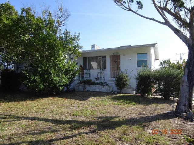 2233 S Peninsula Drive, Daytona Beach, FL 32118 (MLS #1068064) :: Florida Life Real Estate Group