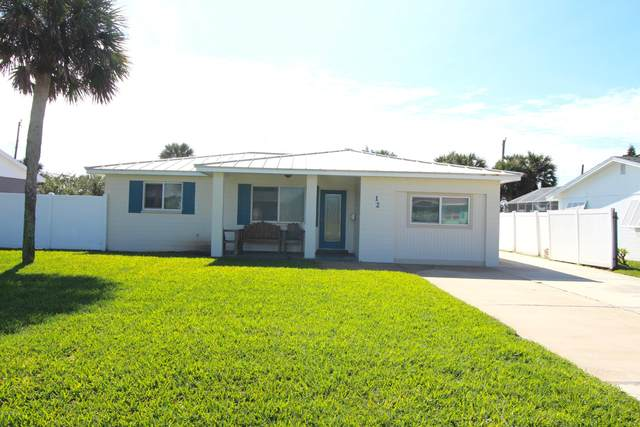 12 Berkley Road, Ormond Beach, FL 32176 (MLS #1068108) :: Florida Life Real Estate Group