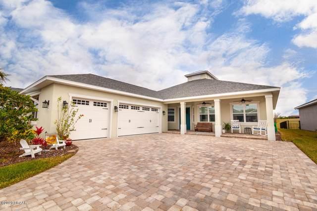 2916 Bella Flore Terrace, New Smyrna Beach, FL 32168 (MLS #1068113) :: Memory Hopkins Real Estate