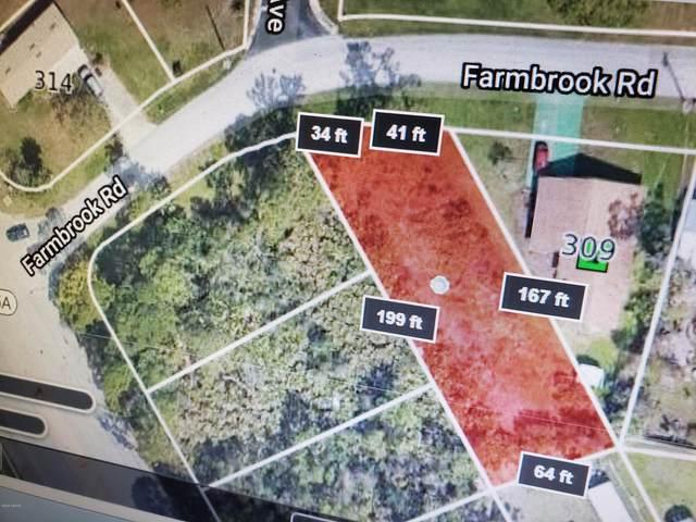 Lot 16 Farmbrook Road, Port Orange, FL 32127 (MLS #1068118) :: Memory Hopkins Real Estate
