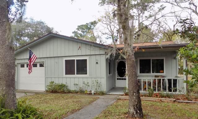 112 Hilltop Circle, Port Orange, FL 32128 (MLS #1068119) :: Memory Hopkins Real Estate