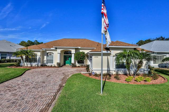 204 Zaharias Circle, Daytona Beach, FL 32124 (MLS #1068122) :: Memory Hopkins Real Estate