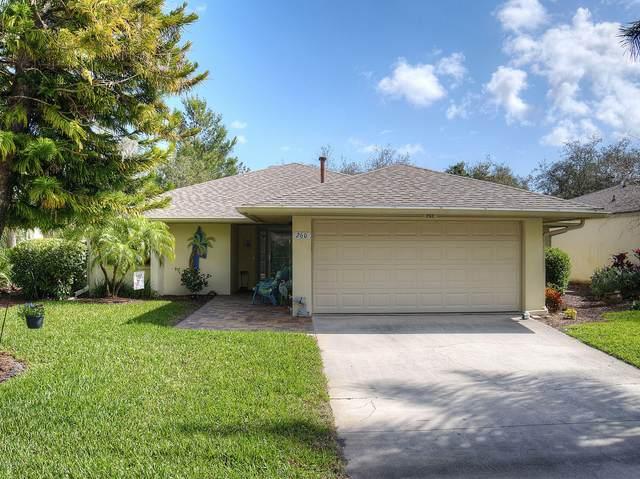 260 Canterbury Circle, New Smyrna Beach, FL 32168 (MLS #1068128) :: Florida Life Real Estate Group