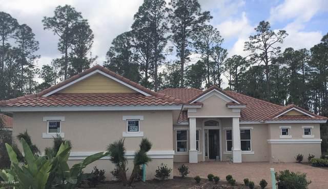 2829 S Asciano Court, New Smyrna Beach, FL 32168 (MLS #1068133) :: Memory Hopkins Real Estate