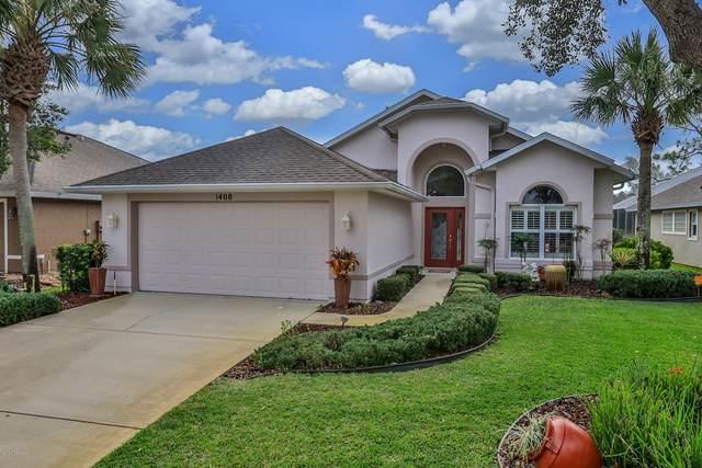 1408 Sunningdale Lane, Ormond Beach, FL 32174 (MLS #1068218) :: Memory Hopkins Real Estate