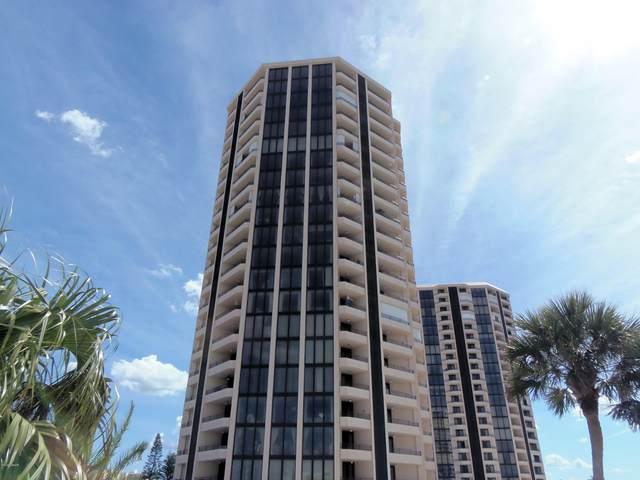 1 Oceans West Boulevard 19A4, Daytona Beach Shores, FL 32118 (MLS #1068251) :: Florida Life Real Estate Group