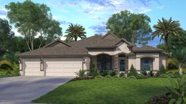 495 River Square Lane, Ormond Beach, FL 32174 (MLS #1068299) :: Cook Group Luxury Real Estate