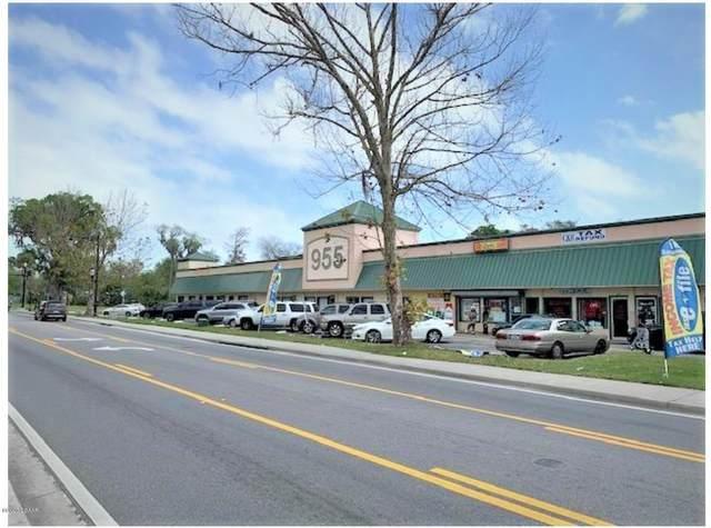 955 Orange Avenue, Daytona Beach, FL 32114 (MLS #1068322) :: Florida Life Real Estate Group