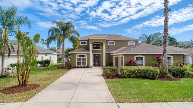 532 Nature Creek Lane, New Smyrna Beach, FL 32168 (MLS #1068437) :: Cook Group Luxury Real Estate