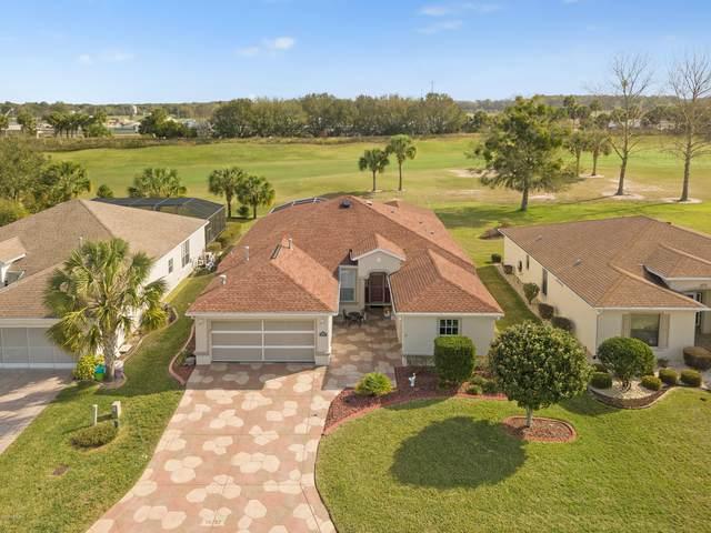 15757 Sw 11th Court Road, Ocala, FL 34473 (MLS #1068582) :: Florida Life Real Estate Group
