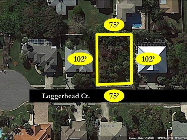45 Loggerhead Court, Ponce Inlet, FL 32127 (MLS #1068753) :: Florida Life Real Estate Group