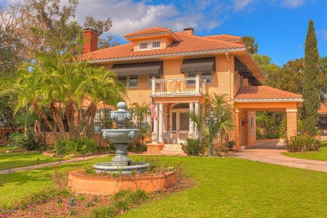 347 E 3rd Avenue, Mount Dora, FL 32757 (MLS #1068844) :: Florida Life Real Estate Group