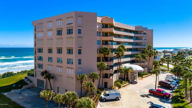 4651 S Atlantic Avenue #9201, Ponce Inlet, FL 32127 (MLS #1068993) :: Cook Group Luxury Real Estate