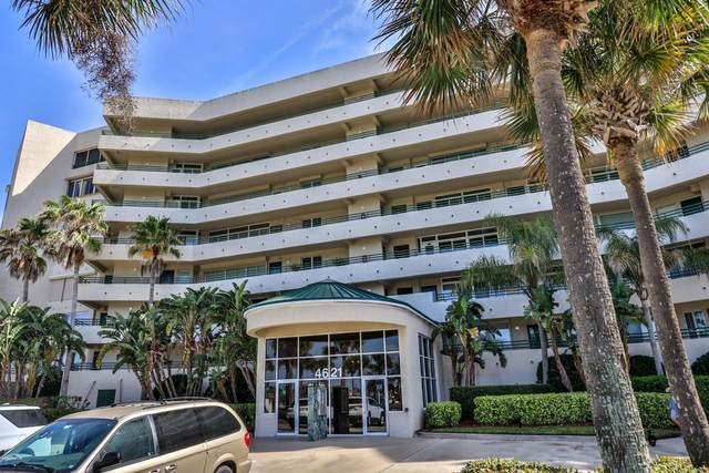 4621 S Atlantic Avenue #7103, Ponce Inlet, FL 32127 (MLS #1069073) :: Cook Group Luxury Real Estate