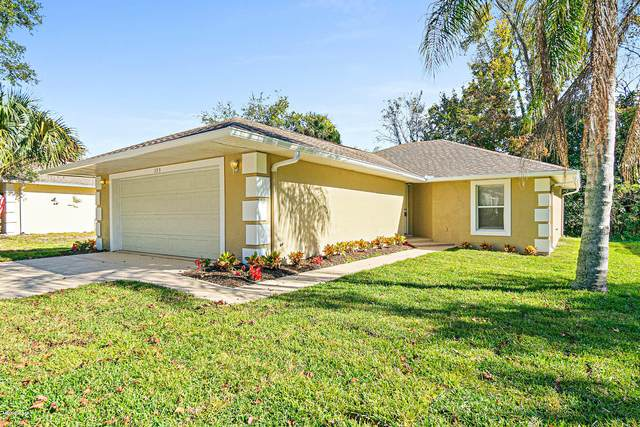 153 Inglewood Court, Ormond Beach, FL 32174 (MLS #1069136) :: Florida Life Real Estate Group
