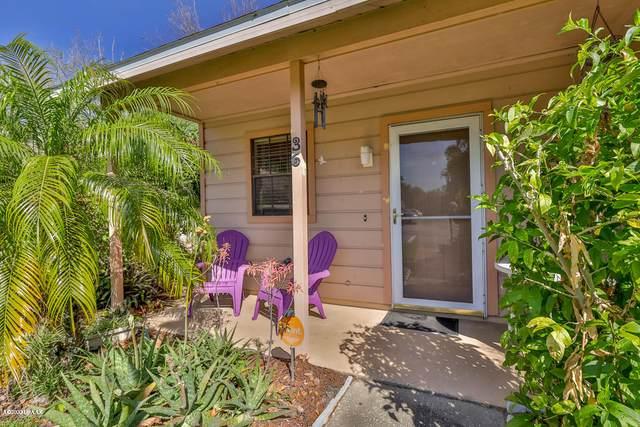 232 N Ridgewood Avenue F-36, Edgewater, FL 32132 (MLS #1069587) :: Florida Life Real Estate Group