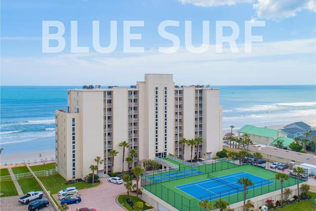 3831 S Atlantic Avenue #704, Daytona Beach Shores, FL 32118 (MLS #1069603) :: Cook Group Luxury Real Estate