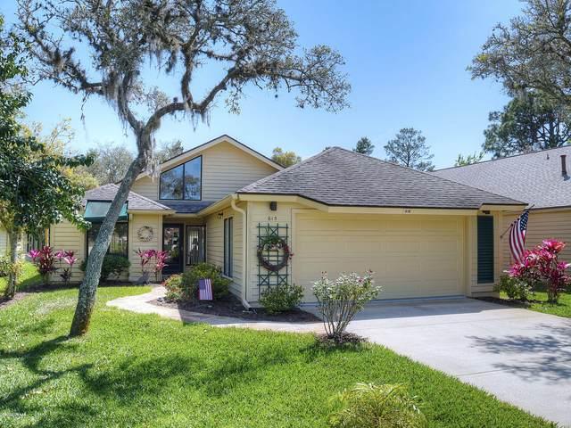 615 Saint Andrews Circle, New Smyrna Beach, FL 32168 (MLS #1069609) :: Florida Life Real Estate Group