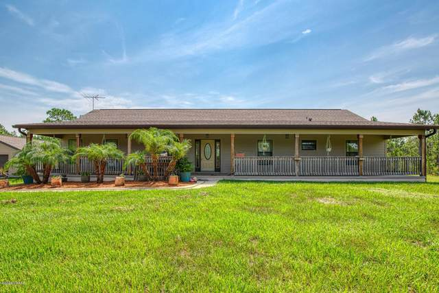 100 Carter Trail, Ormond Beach, FL 32174 (MLS #1069625) :: Cook Group Luxury Real Estate